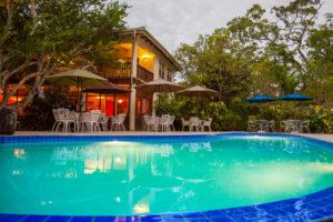 best resort in belize to spend winter
