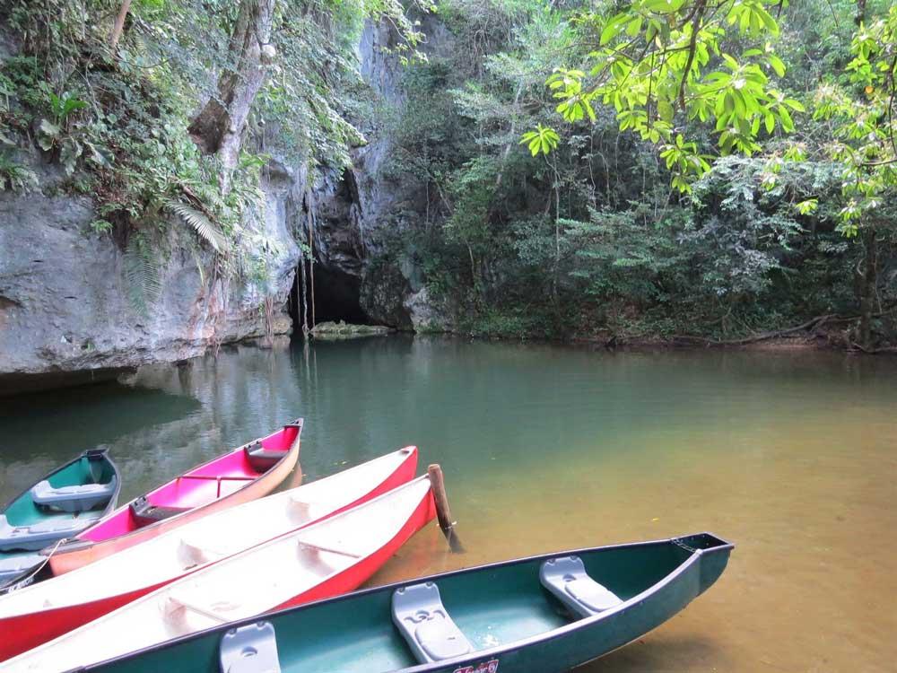Barton Creek Cave
