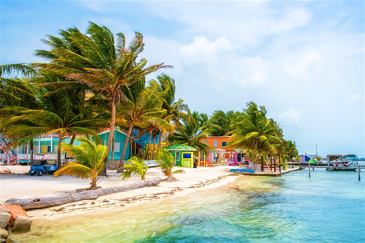 Belize Hotels On The Beach