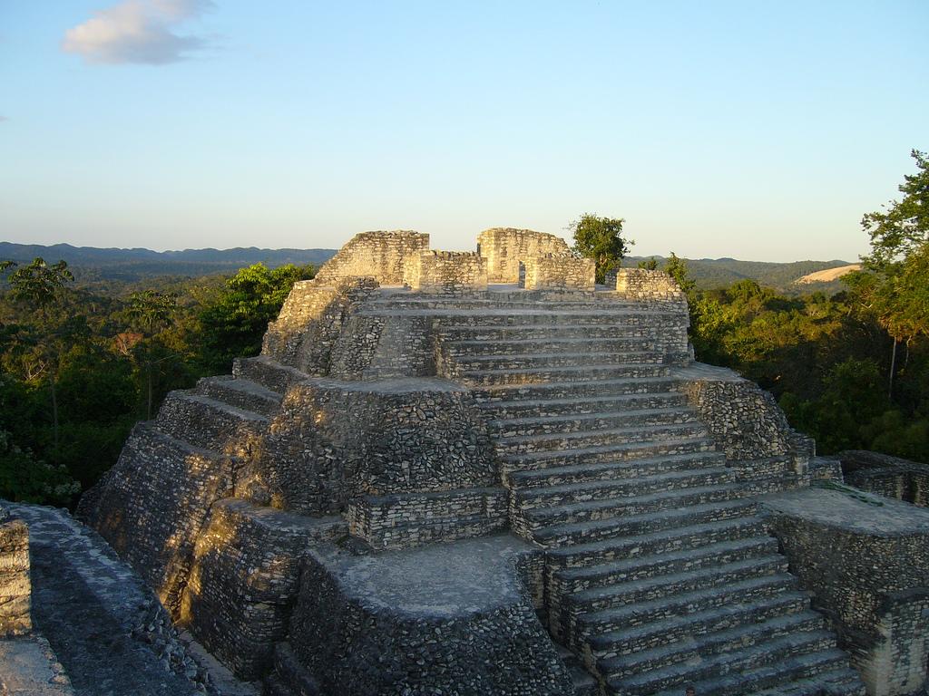 Visit the Amazing Caracol Mayan Ruins