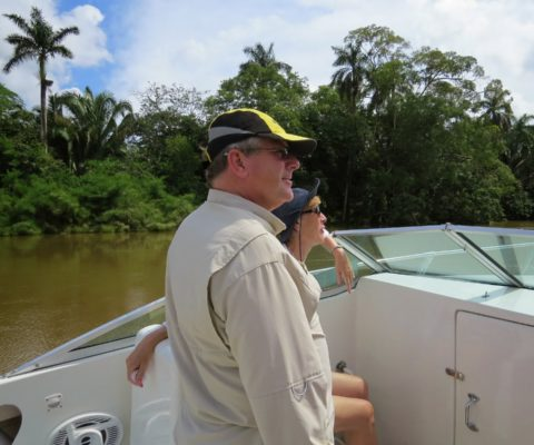 Explore the Exotic Beauty of the Old Belize River
