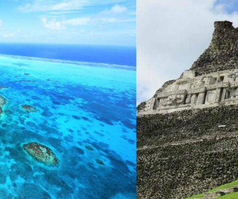 Condé Nast Traveler Picks Belize as top Destination To Visit in 2019