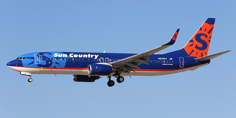 Sun Country Airlines announces new nonstop service to Belize