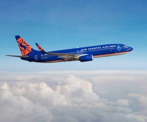 Sun Country Airlines Launches Seasonal Belize Flights