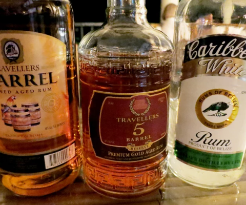 The Best Rums in Belize